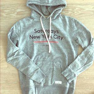 Saturdays Surf NYC hoodie